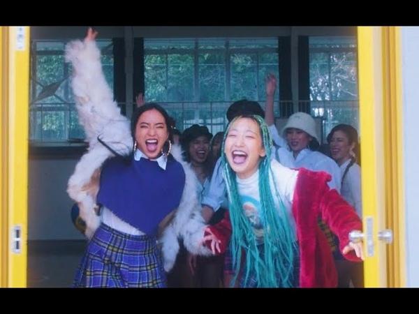 大門弥生 (YAYOI DAIMON) 「 NO BRA! feat あっこゴリラ 」(Official Music Video)