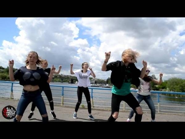 NIKA-DANCE FAMILY НИКОЛАЕВ 15.05.2016 Silento - Watch me (Whip / Nae Nae)