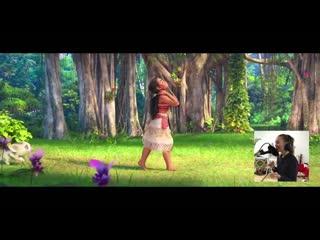 Песня из мультфильма Моана Что меня ждёт Озвучка Ильмина Фатыхова