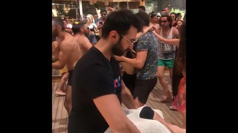 Can Nil, Izmir Dance Congress