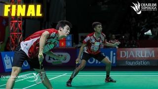 Final | LEE Yong Dae KIM Sa Rang vs Berry ANGRIAWAN Akbar Bintang CAHYONO - Badminton SuperLiga 2019