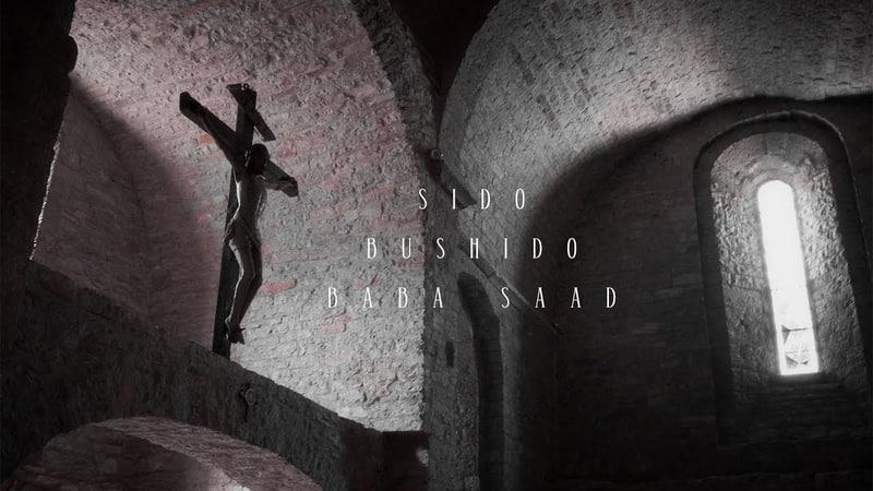 Sido Bushido Baba Saad Traurige Welt Musikvideo Remix