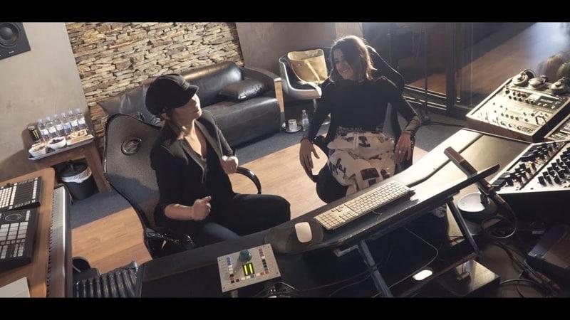 Chenoa feat Barei Las Chicas Buenas Video de la Grabación