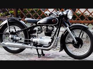 Мотоцикл simson awo 425 touren, 1953 года