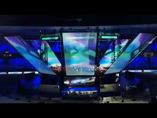 Димаш дайберген: 'See tomorrow on the channel Eurosport'