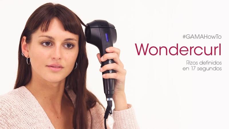 Cómo utilizar el rizador Wonder Curl
