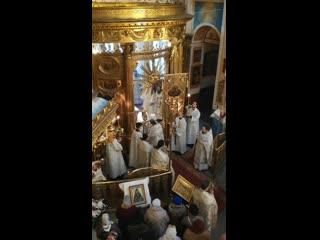 21 ноября 2019 г. Божественная литургия. Херувимская песнь.