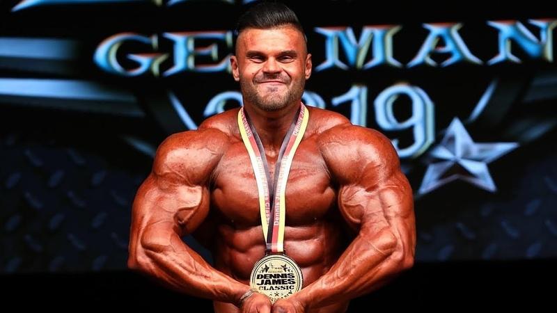 2019 IFBB Dennis James Classic Germany, Pro Qualifier - Vlad Suhoruchko, Overall Winner.
