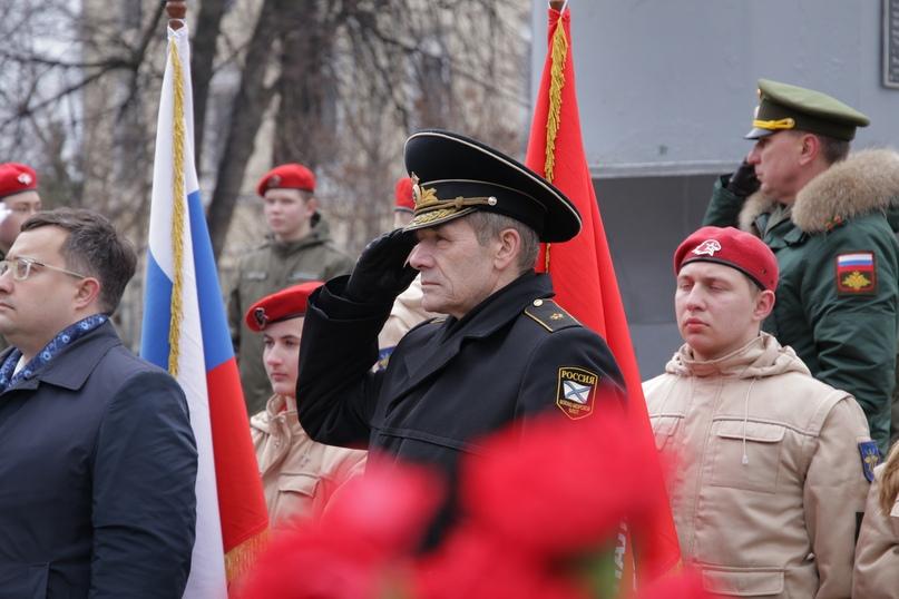 День моряка-подводника торжественно отметили в Нижнем Новгороде