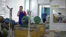 Новокрещенов Тимофей, 12 лет Толчок с выс плинтов 44 кг Есть личный рекорд!