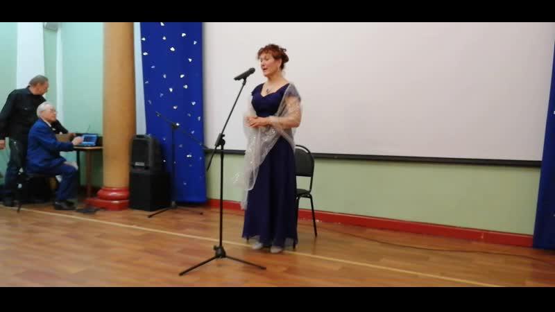 Полина вечер посвящённый творчеству Николая Рубцова