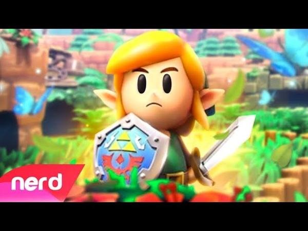 The Legend of Zelda Links Awakening Song | Island of Dreams | NerdOut ft Rustage