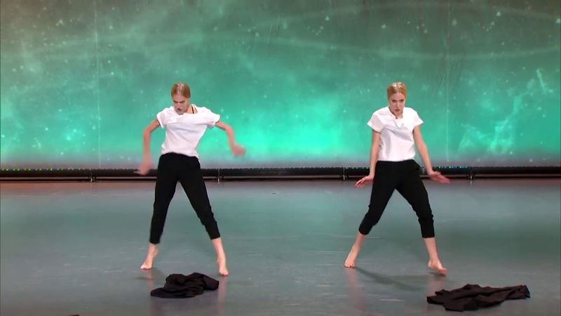 Anastasiia Viktoriia's Audition Is Met With Praise Season 14 Ep 1 SO YOU THINK YOU CAN DANCE