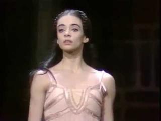 Alessandra Ferri & Wayne Eagling ( Romeo and Juliet )1984 (11)