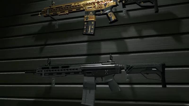 Новые пушки в Warface Howa Type 89 Custom ACR CQB Custom M4 Custom