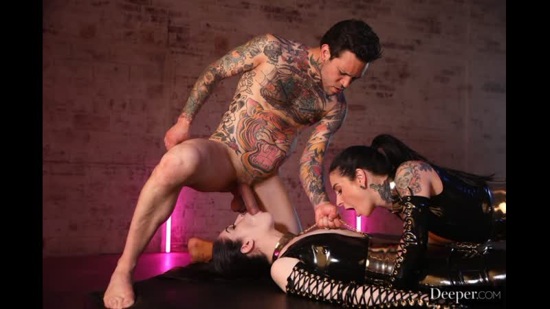 [Deeper] Joanna Angel, Evelyn Claire - Valley Of The Fuck Dolls Part One  rq