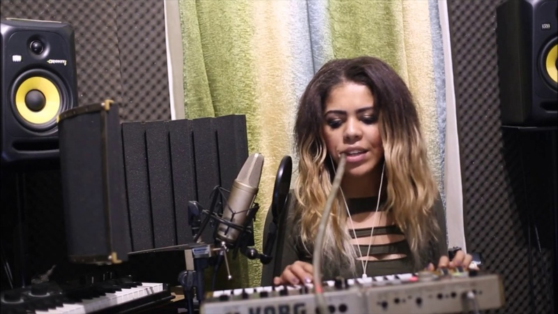 Nate Dogg - Never Leave Me Alone Talkbox Cover By Nicole Funk