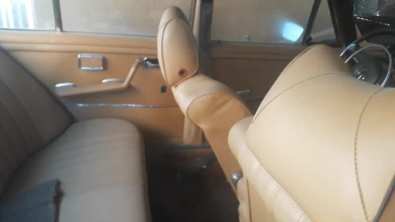 Mercedes 280se w109