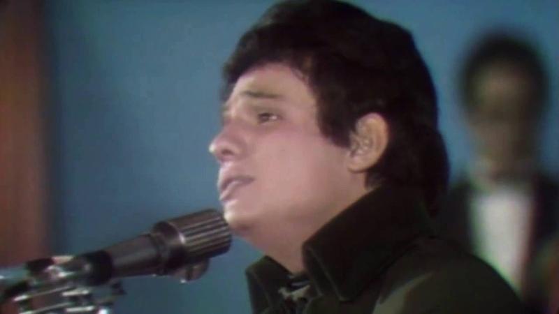 José José - El Triste (2° Festival de la Canción Latina, 1970) [HD]