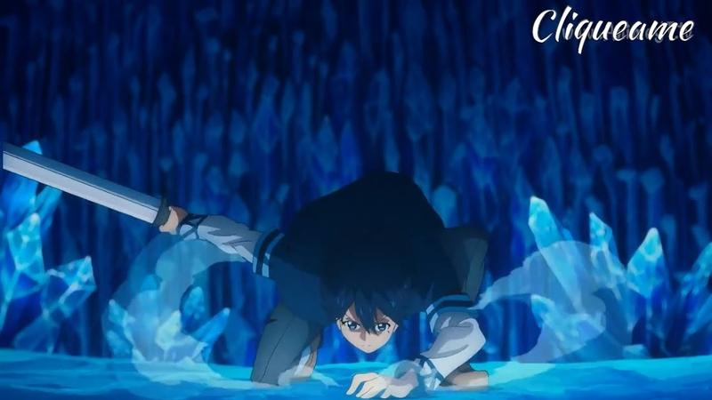 Kirito vs Goblins | Sword Art Online Alicization Cap 4 Sub Español