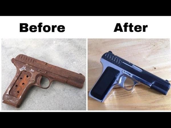 Deadlock Tokarev tt 33 - Gun Restoration