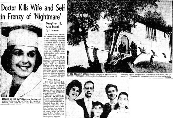 Дом смерти в Лос-Фелиз: загадочная рождественская трагедия Лос-Фелиз идиллический район Лос-Анджелеса. Когда-то здесь жили Брэд Питт и Анджелина Джоли. Улочки утопают в зелени, а над ними