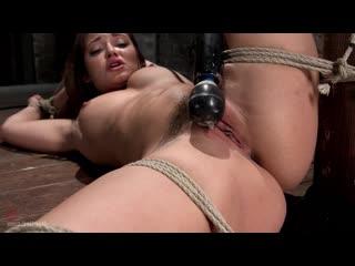 18+ hogtied  dani daniels (anal, bdsm, porn, fisting, feet, blowjob, hardcore, big tits, ball gag, bondage)