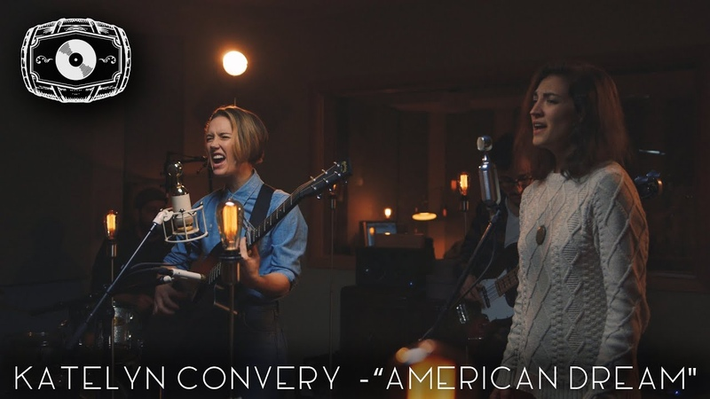 The Rye Room Sessions - Katelyn Convery American Dream LIVE
