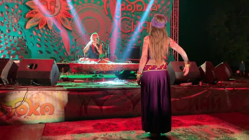 AVI ADIR VALEORNA - PERFOMANCE tribal fusion dance
