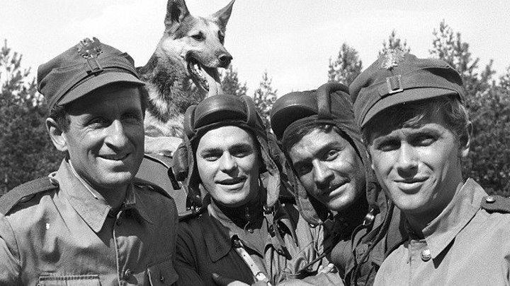 Четыре Танкиста и Собака (1966) 11 - 15 серии.