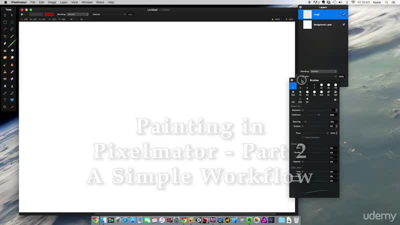 35. The Painting Tools, Part 2