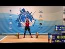 Дарья Наумова BLR Women 76 kg XII Mediterranean Cup Serravalle 2019