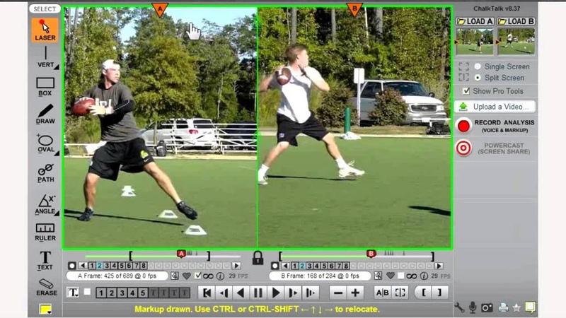 Quarterback Throwing Mechanics with Bill Renner