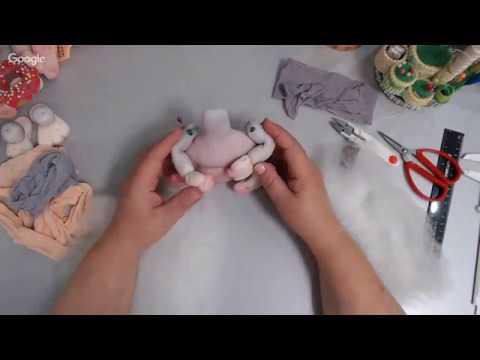Магнит Крысёныш мышонок 2 часть записи МК Автор Елена Лаврентьева