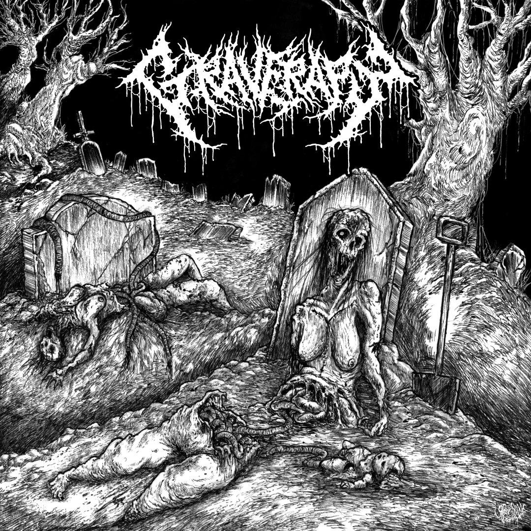 Graverape - Exhuming Decay