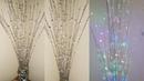Wow keren bunga sudut ruangan dari sapu lidi || home decoration ideas
