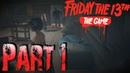 Friday the 13th: The Game: Маньяк нынче не тот, а скил и подавно (1-я часть)