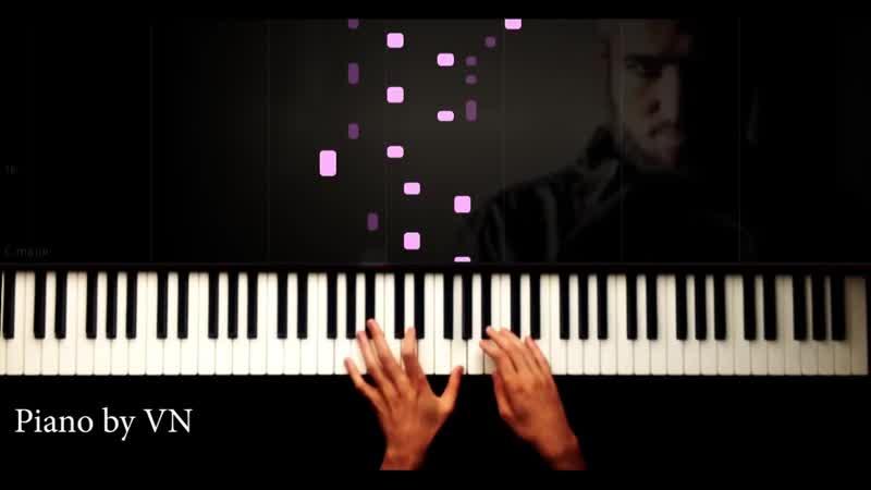 Galiba Sagopa Piano Tutorial by VN 720P HD