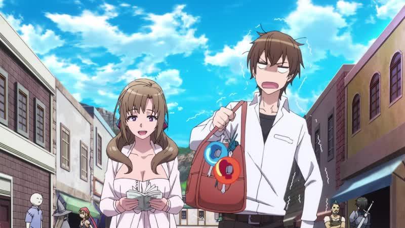 Tsujou Kougeki ga Zentai Kougeki de 2 kai Kougeki no Okaasan wa Suki desu ka 01 AniLibria WEBRip 1080p