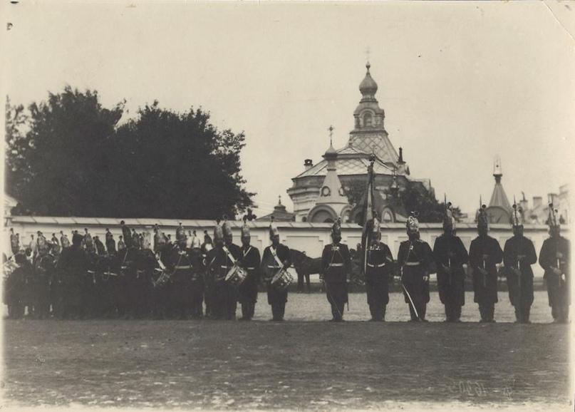 Павловцы на параде