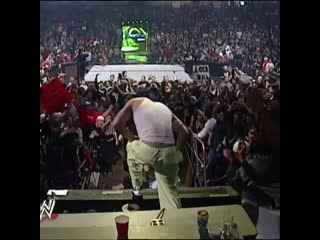  WM  Бомба лебедя от Джеффа Харди на Survivor Series 2002