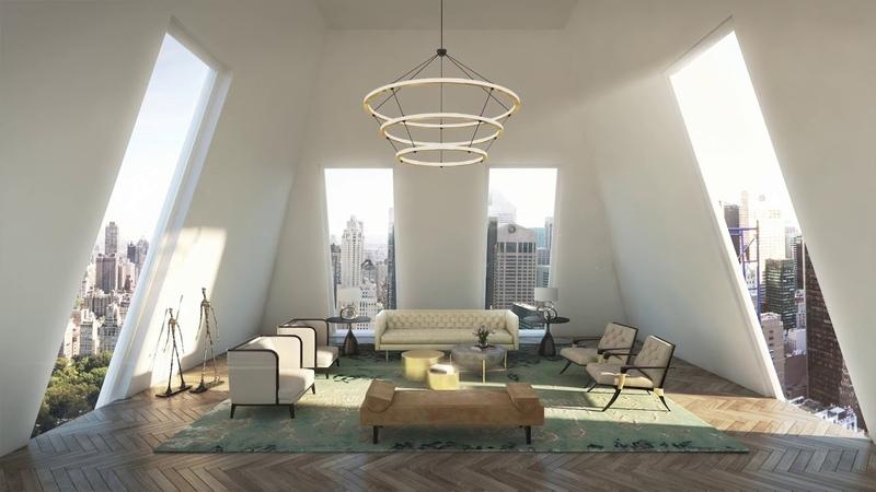 150 Central Park South - Exclusive Penthouse