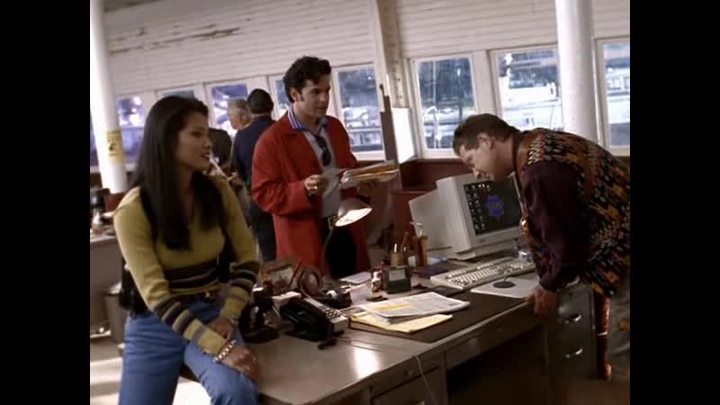 ➡ Детектив Нэш Бриджес 1997 Сезон 3 Серия 6 Язык Английский