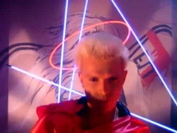 Billy Idol - Dancing With Myself - Intro · coub, коуб