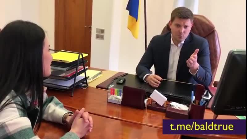Майстер клас від губернатора Одеської області як правильно відповідати на незручні запитання журналістів