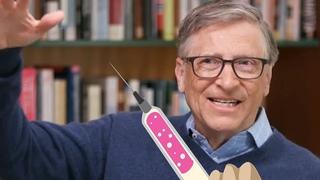 Билл Гейтс – МАССОВАЯ ВАКЦИНАЦИЯ | Мы Этого Хотим?