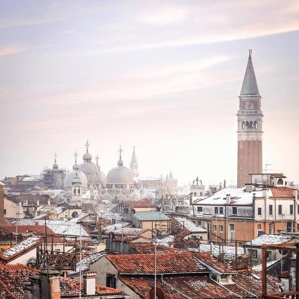 Петербург: авиабилеты в Венецию всего от 8800 рублей туда-обратно из Таллина