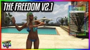 GTA 5 PS3 SPRX MOD MENU | THE FREEDOM V2.1 ENGLISH DOWNLOAD