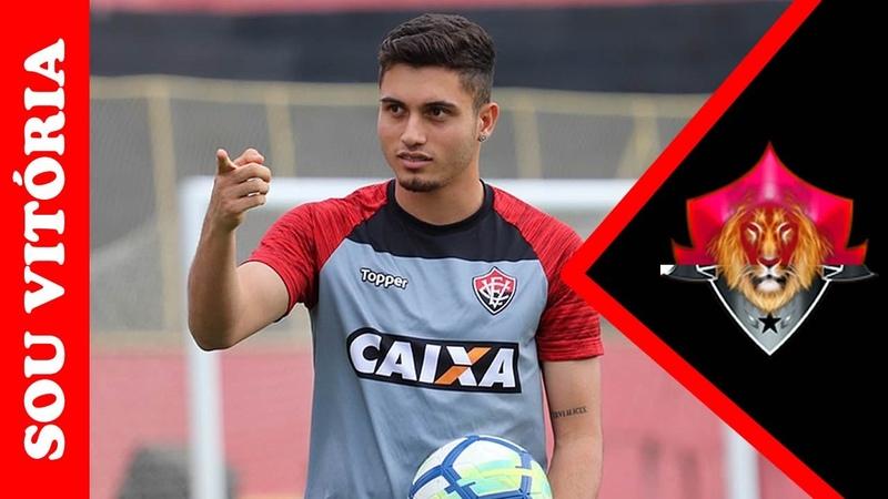 Vitória está perto de vender Luan Silva ao Palmeiras