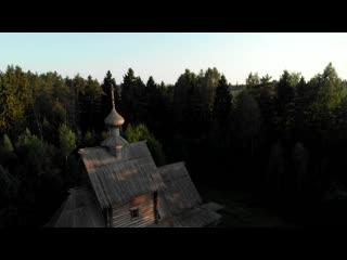 Торжок в лучах заката (ютуб канал aleks travel)